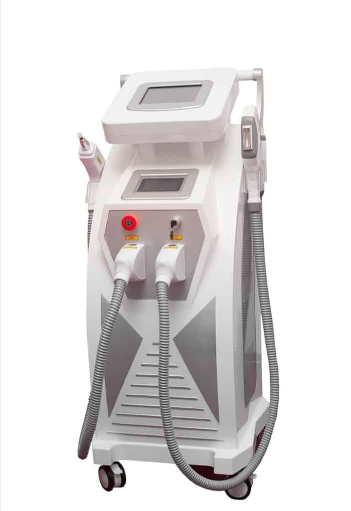 Salon remodelare corporala iasi aparat epilare IPL E-Light